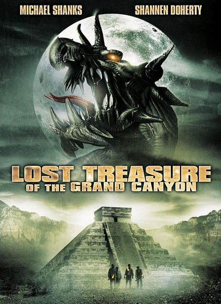 优酷vip会员看The Lost Treasure of the Grand Canyon