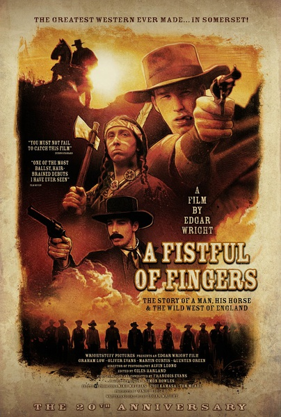 优酷vip会员看A Fistful of Fingers