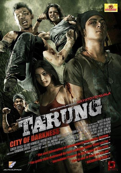 优酷vip会员看Tarung: City of the Darkness