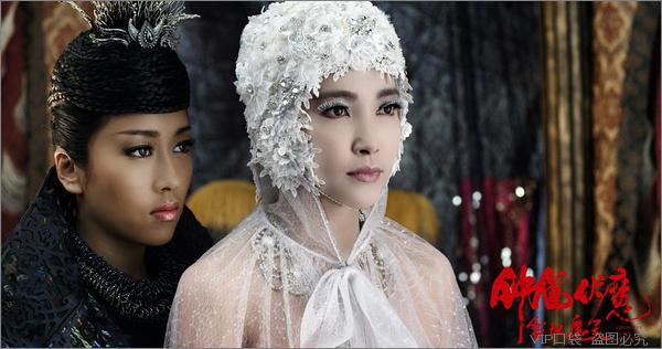 优酷vip会员看Zhong Kui: Snow Girl and the Dark Crystal